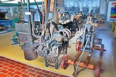 Stationärmotor Deutz E 12