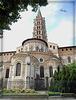 Basilique Saint-Sernin de Toulouse ! .........Belle fin de soirée