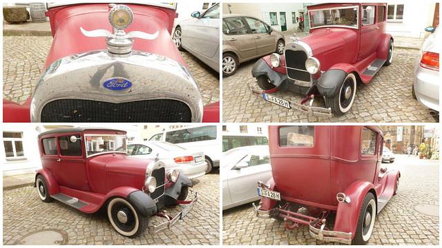 Oldtimer - Ford 1927