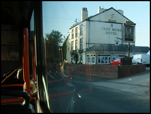 Chat Moss Hotel at Leigh