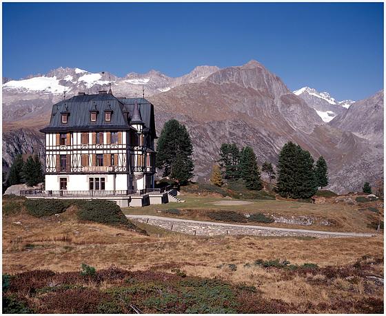 Villa Cassel - HFF