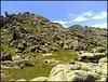 La Sierra de La Cabtrera - granite country.