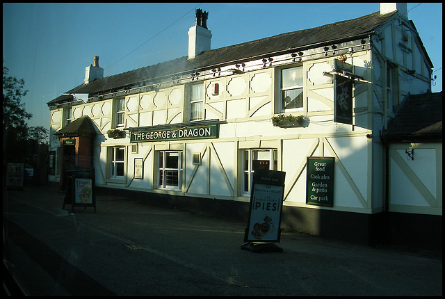 The George & Dragon at Leigh