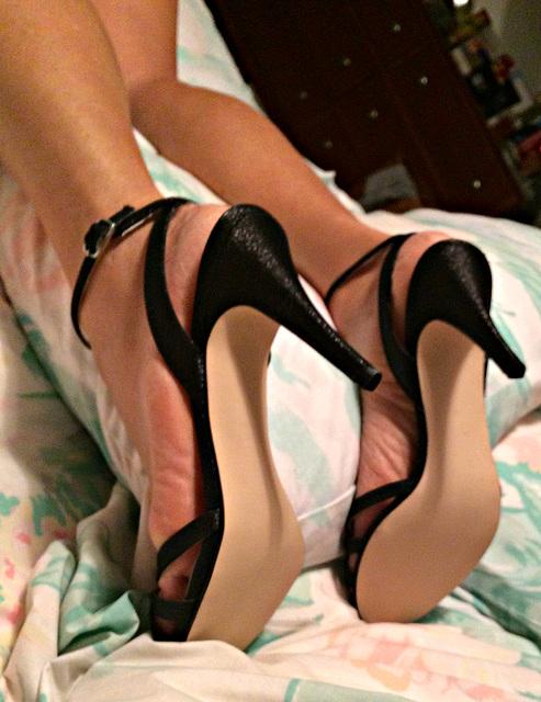 caparros heels (F)