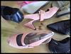 Les beaux talons hauts de mon amie Valériane / My friend Valeriane's high heels