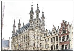 Rathaus LEUVEN