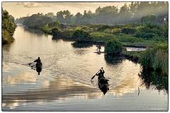 La vie est un long fleuve tranquille