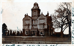 Desford Hall, Leicestershire c1900
