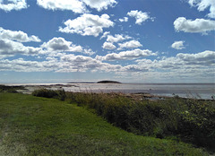 Fabuleux paysage de la côte nord (Québec)