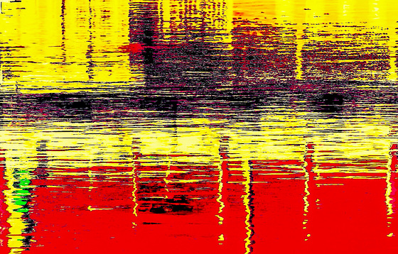 Rhapsody in Red, Black and Yellow