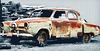 Old wreck - Studebaker.