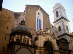 Church of Saint Dominique Major.
