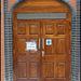 sexist mosque door