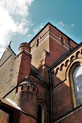 st cuthbert's church, kingsland road, haggerston, london