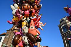 Leidens Ontzet 2015 – Balloons