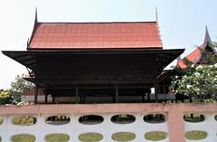 Lieu de culte clôturé  (Thaïlande)