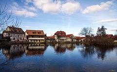Häuser in Ilsenburg