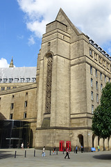 Manchester Council Buildings