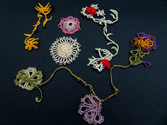 Crochet templates