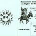 Concert chorale et groupe instrumental Ancoeur à Blandy le 18/06/1995