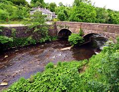 Quaker bridge, Brierfield.
