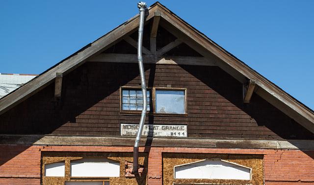 Idaho Weiser Flat Grange (#0123)
