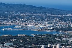 TOULON: Visite du mont Faront et de la baie de Toulon 14