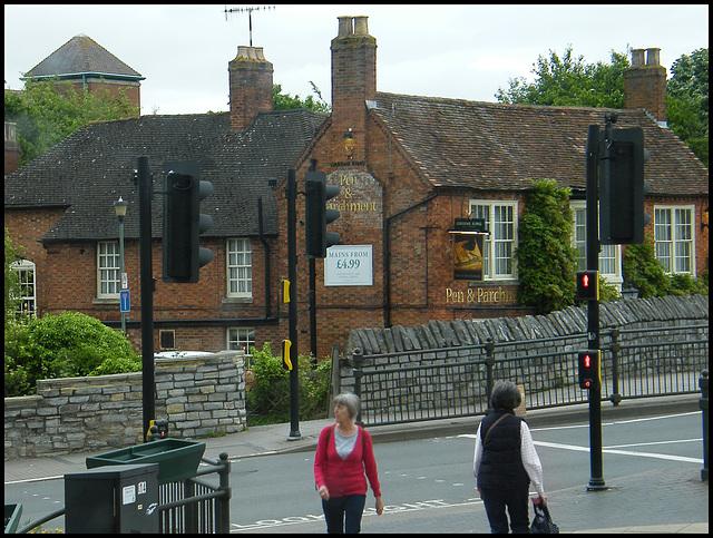 Pen & Parchment at Stratford