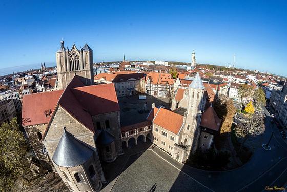 Blick über Braunschweig (PiPs)