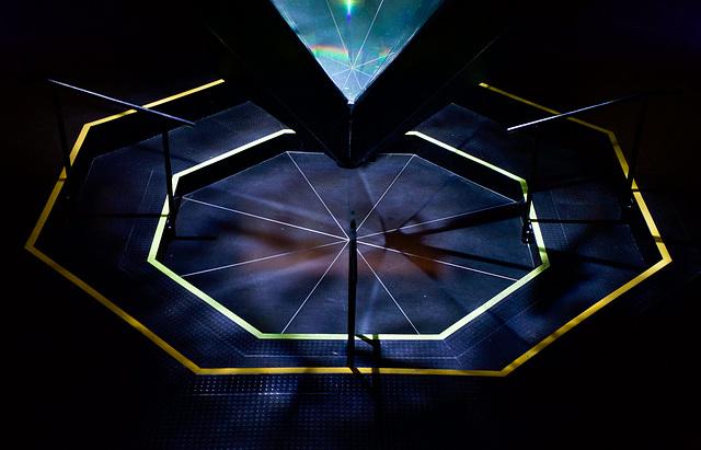La porte vers l'espace - The door to outer space