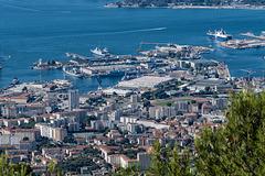 TOULON: Visite du mont Faront et de la baie de Toulon 15