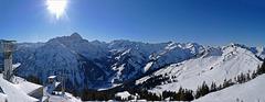 Austria - Kleinwalsertal, Walmendingerhorn