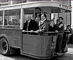Autobus Parisien de Jadis