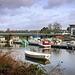 Balloch Bridge and the River Leven