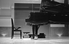 Concert of child pianists