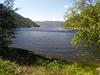 Coup d'oeil sur le fjord