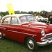 Vintage Vauxhall at Pickering Steam Fair 6th August 2006