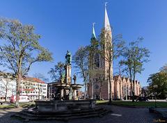 Hagenmarkt - jetzt mit freier Sicht auf die Katharinenkirche (PiPs und Update)