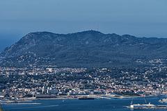 TOULON: Visite du mont Faront et de la baie de Toulon 16