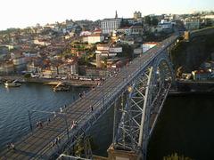 View to Porto, across River Douro.