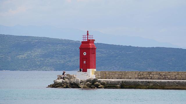 Hafeneinfahrt Krk