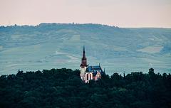 Die Rochuskapelle bei Bingen am Rhein