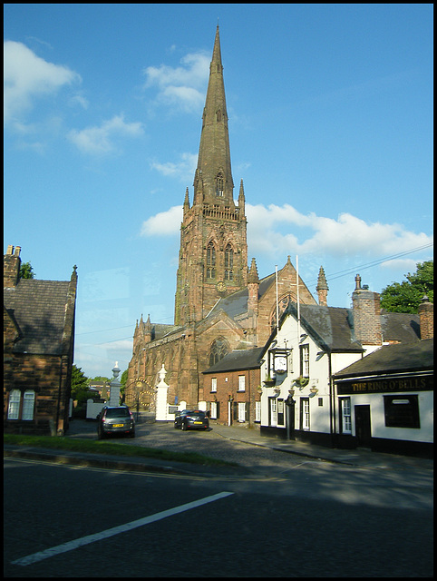 St Elphin's Church, Warrington