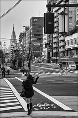 Woman from Tokyo.