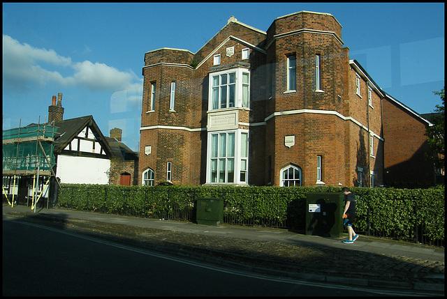 National School at Warrington