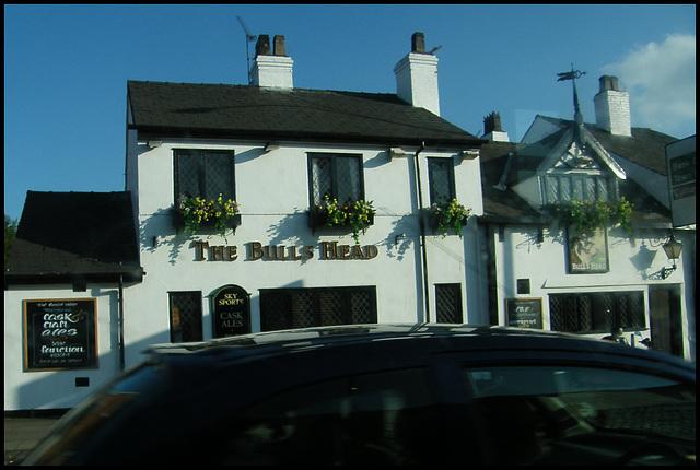 The Bull's Head at Warrington