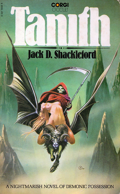 Jack D. Shackleford - Tanith