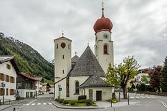 Kirche von St. Anton am Arlberg