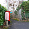 kingsmill road post box 2017
