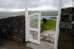Faroe Islands, Villingadalsfjall, HFF